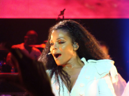 26 - Janet Jackson - Royal Albert Hall  2-7-2011